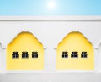 ουρανός σπιτιών Στοκ εικόνες με δικαίωμα ελεύθερης χρήσης