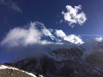 ουρανός στα βουνά στοκ εικόνες με δικαίωμα ελεύθερης χρήσης