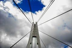 ουρανός στον τρόπο Στοκ φωτογραφία με δικαίωμα ελεύθερης χρήσης