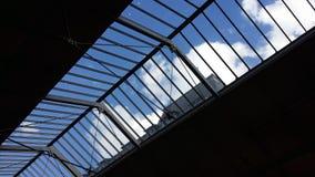 Ουρανός στο Παρίσι Στοκ εικόνες με δικαίωμα ελεύθερης χρήσης