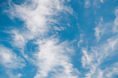 ουρανός σύννεφων Στοκ Εικόνες