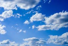 ουρανός σύννεφων Στοκ εικόνα με δικαίωμα ελεύθερης χρήσης