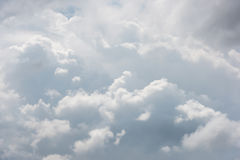 ουρανός σύννεφων Στοκ φωτογραφία με δικαίωμα ελεύθερης χρήσης