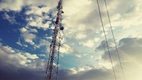ουρανός σύννεφων Στοκ Εικόνα