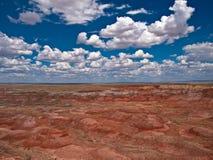 ουρανός της Αριζόνα Στοκ φωτογραφία με δικαίωμα ελεύθερης χρήσης