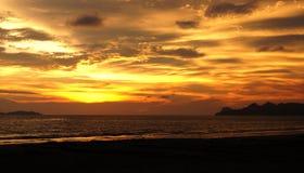 Ουρανός της Νίκαιας Στοκ Εικόνες