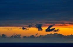 Ουρανός τη νύχτα Στοκ φωτογραφία με δικαίωμα ελεύθερης χρήσης