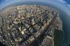 ουρανός του Κουβέιτ Στοκ φωτογραφίες με δικαίωμα ελεύθερης χρήσης