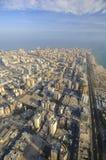 ουρανός του Κουβέιτ Στοκ εικόνα με δικαίωμα ελεύθερης χρήσης