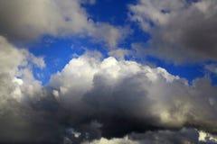 Ουρανός του Λονδίνου Στοκ Φωτογραφίες