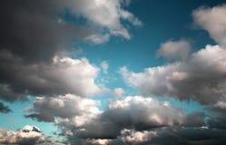 Ουρανός του Λονδίνου Στοκ Εικόνες