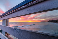 Ουρανός του Σαν Κλεμέντε Στοκ φωτογραφία με δικαίωμα ελεύθερης χρήσης