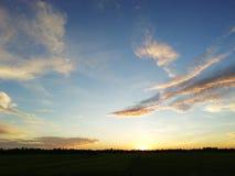 Ουρανός το πρωί 3 στοκ εικόνες με δικαίωμα ελεύθερης χρήσης