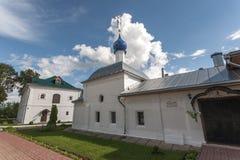 Ουρανός των Σλάβων Στοκ Εικόνες