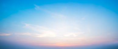 Ουρανός φαντασίας Στοκ Εικόνες