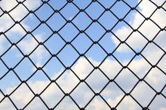 ουρανός φραγών σύννεφων Στοκ φωτογραφία με δικαίωμα ελεύθερης χρήσης