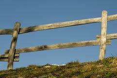 ουρανός φραγών Στοκ εικόνες με δικαίωμα ελεύθερης χρήσης