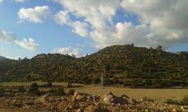 ουρανός φύσης λιμνών σύννεφων στοκ εικόνες με δικαίωμα ελεύθερης χρήσης