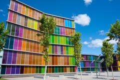 ουρανός χρωμάτων Στοκ Φωτογραφία