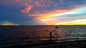 ουρανός χρωμάτων Στοκ φωτογραφία με δικαίωμα ελεύθερης χρήσης
