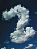 ουρανός δύο Στοκ Φωτογραφίες