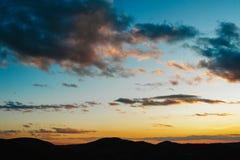 ουρανός Στοκ φωτογραφία με δικαίωμα ελεύθερης χρήσης