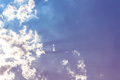 ουρανός Στοκ εικόνα με δικαίωμα ελεύθερης χρήσης
