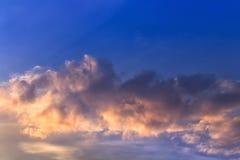 ουρανός Στοκ Φωτογραφία
