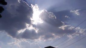 ουρανός Στοκ Εικόνα