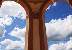 Ουρανός archs Στοκ εικόνα με δικαίωμα ελεύθερης χρήσης