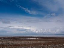 Ουρανός Cumbria Στοκ φωτογραφία με δικαίωμα ελεύθερης χρήσης