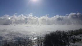 Ουρανός Olympus Στοκ φωτογραφία με δικαίωμα ελεύθερης χρήσης