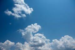 Ουρανός scape Στοκ Εικόνα
