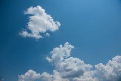 Ουρανός scape Στοκ φωτογραφίες με δικαίωμα ελεύθερης χρήσης