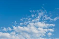 Ουρανός scape Στοκ Φωτογραφίες