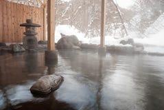 λουτρό ιαπωνικά αέρα ανοι&k Στοκ φωτογραφίες με δικαίωμα ελεύθερης χρήσης
