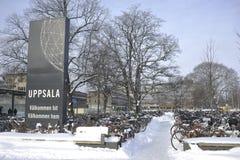 Ουψάλα Στοκ Εικόνες