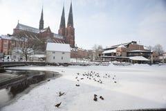 Ουψάλα Στοκ φωτογραφίες με δικαίωμα ελεύθερης χρήσης