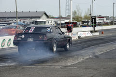 Ουδετεροποίηση αυτοκινήτων έλξης Chevrolet στοκ εικόνες