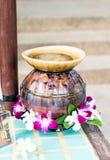 λουλούδια για τη SPA και aromatherapy Στοκ Φωτογραφίες