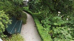 λουλούδια πάρκων φύσης περπατήματος του Άμστερνταμ Στοκ φωτογραφία με δικαίωμα ελεύθερης χρήσης