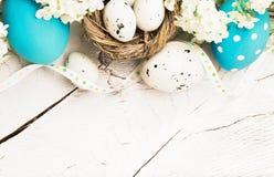 λουλούδια Πάσχας διακ&omic στοκ φωτογραφία με δικαίωμα ελεύθερης χρήσης
