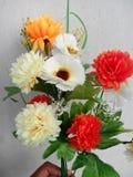 λουλούδια συμπαθητικά Στοκ Εικόνες