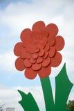 λουλούδι ξύλινο Στοκ φωτογραφίες με δικαίωμα ελεύθερης χρήσης