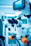 Οφθαλμικός εξοπλισμός ιατρικός Στοκ φωτογραφίες με δικαίωμα ελεύθερης χρήσης