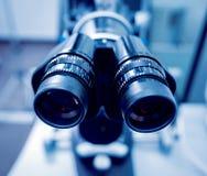 Οφθαλμικός εξοπλισμός ιατρικός Στοκ εικόνα με δικαίωμα ελεύθερης χρήσης