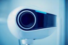 Οφθαλμικός εξοπλισμός ιατρικός Στοκ Φωτογραφίες