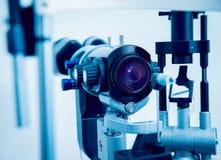 Οφθαλμικός εξοπλισμός ιατρικός Στοκ εικόνες με δικαίωμα ελεύθερης χρήσης