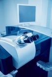 Οφθαλμικός εξοπλισμός ιατρικός Στοκ Εικόνες
