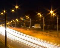 Οχήματα στην κυκλοφορία Στοκ Φωτογραφίες